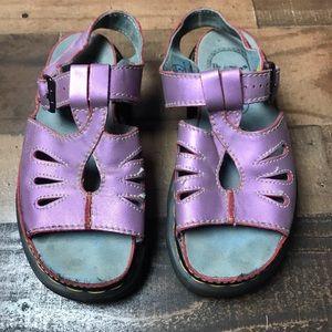 Dr. Marten Vintage Air Wair Purple Women's Sandals